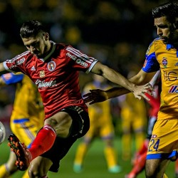 Tigres UANL 1-2 Club Tijuana (Marcador final) / CLUB TIJUANA BEATS LIGA MX CHAMPION TIGRES UNAL ON ROAD