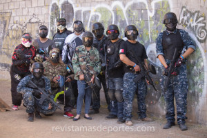 PAINTBALL TACTIC FB-66