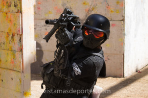 PAINTBALL TACTIC FB-75