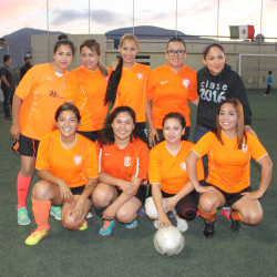 REAL GIRLS NOVATEAN 4-2 A LAS GIRLS UNITED