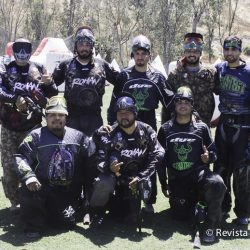 STRATEGY KIDS SE LLEVA LA COPA PAINTBALL BC NEWS