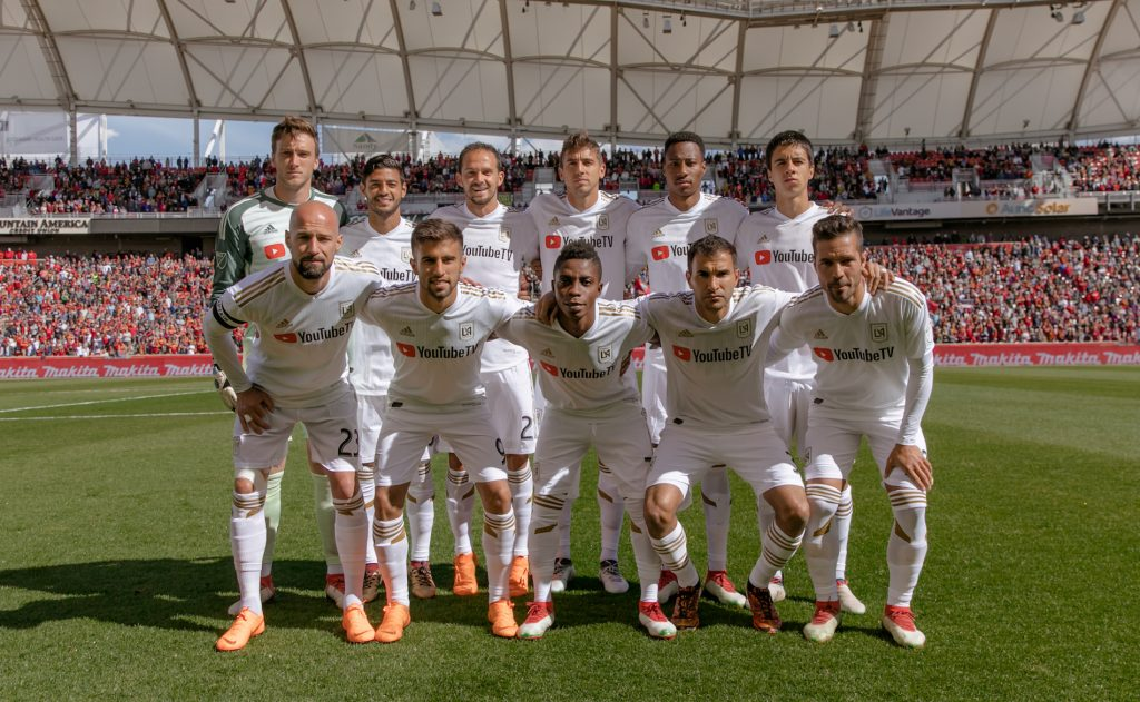 LAFC GOLEA 5-1 A REAL SALT LAKE EN SU CASA