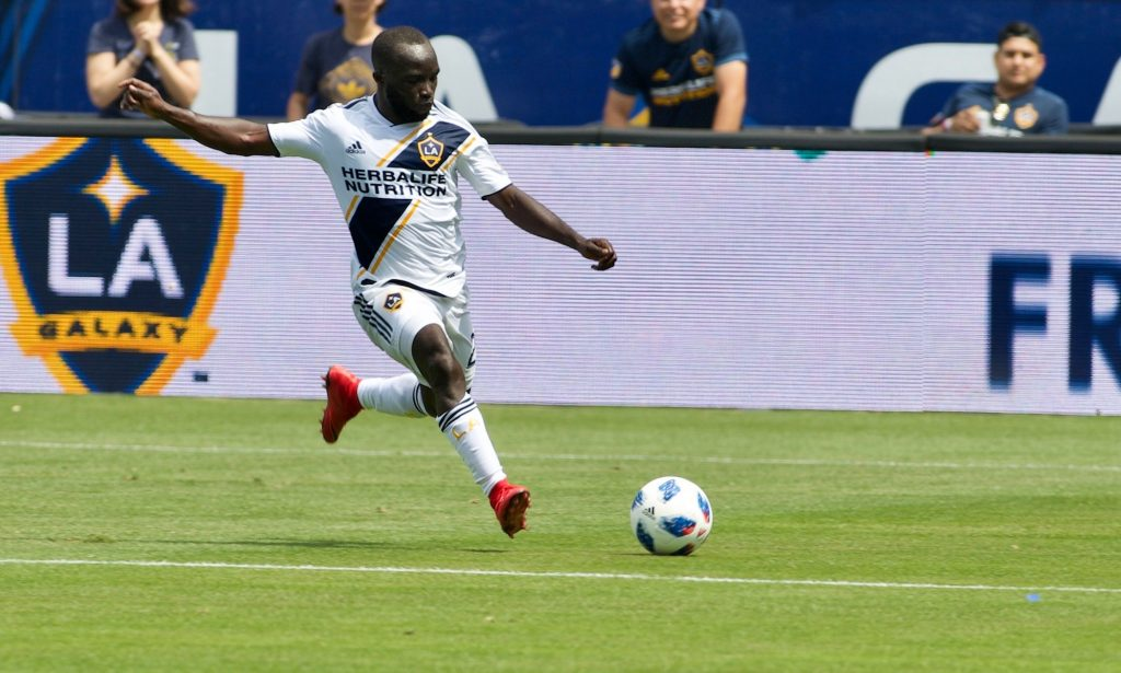 LA GALAXY CAE ANTE SPORTING KANSAS CITY 2-0