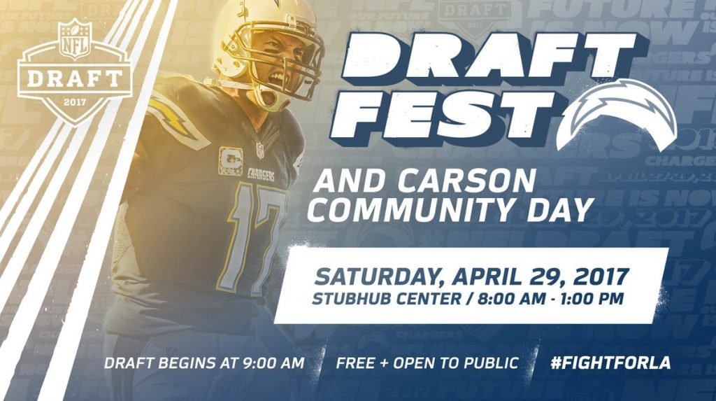DRAFT FEST IN STUBHUB CENTER